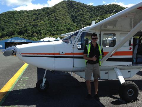 Scenic Flight, Reef & Rainforest Private Tour