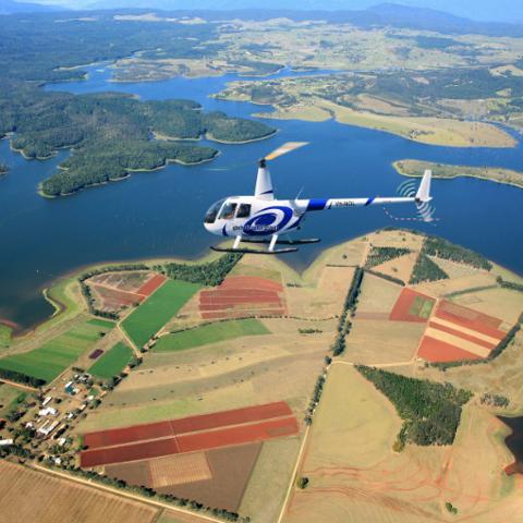 Tablelands Adventure Tour (Skyrail, ATV, River Cruise, Helicopter)