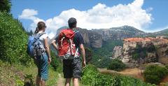 Hiking Meteora Tour