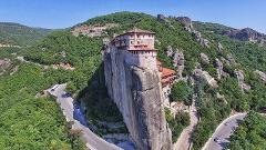 Panoramic Meteora and all Monasteries Tour