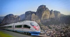 1 day Meteora Tour from Athens by Train