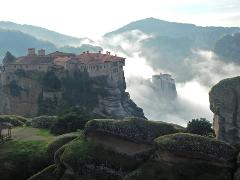 1 day Meteora Tour from Thessaloniki by Train