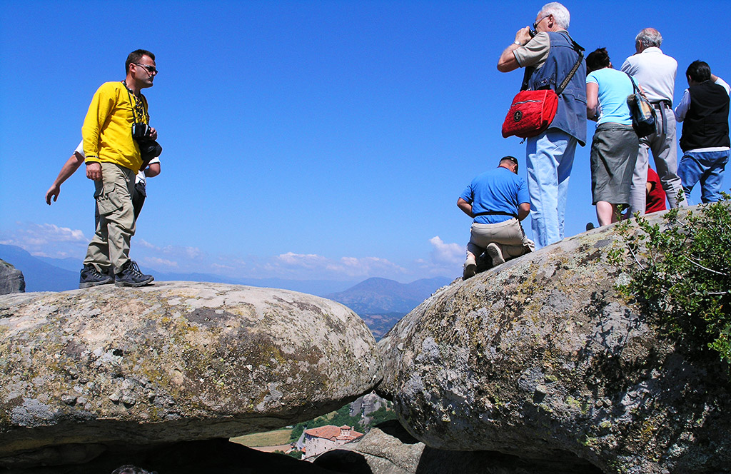 2 days Meteora Tour from Thessaloniki by Train