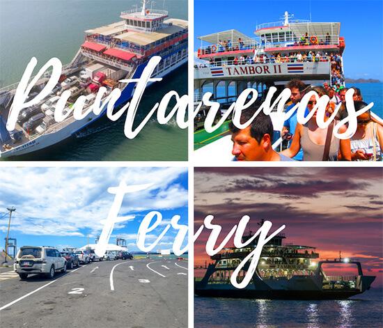 Rincon de la Vieja to Puntarenas Ferry