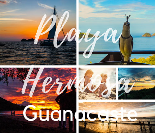 Marina Pez Vela to Playa Hermosa Guanacaste - Private VIP Shuttle Service