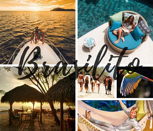 Playa Hermosa Guanacaste to Brasilito Private VIP Shuttle Service