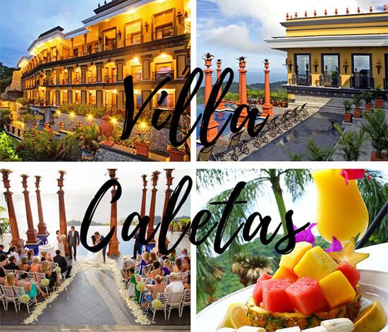Playas del Coco to Villa Caletas - Private VIP Shuttle Service