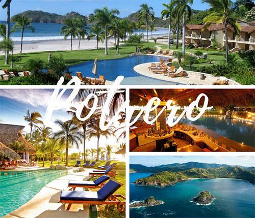 Rincon de la Vieja to Playa Potrero – Private VIP Shuttle Service