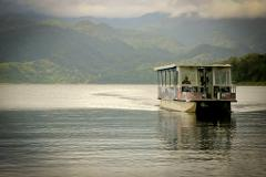 Adventure Connections: Express Boat + Coffee & Chocolate Combo Tour + La Fortuna to Monteverde
