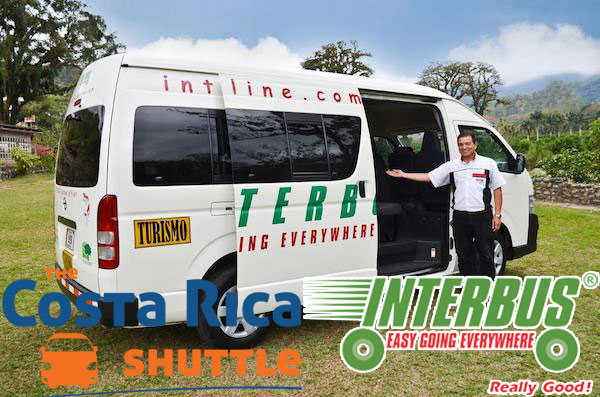 La Fortuna to Playa Grande – Private VIP Shuttle Service