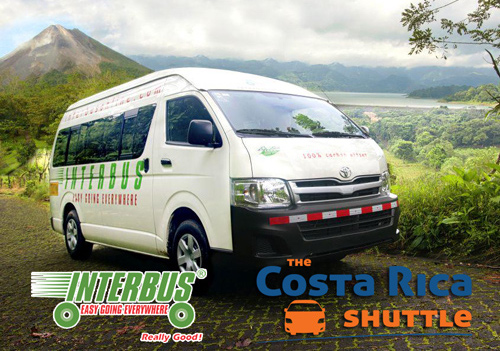 Quepos to Coyote - Shared Shuttle