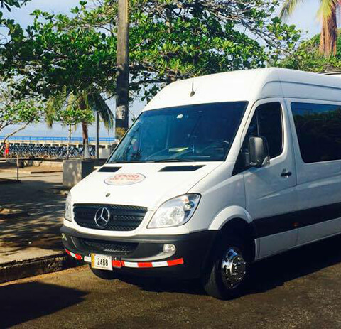 Punta Leona to Liberia Airport - Private Transportation