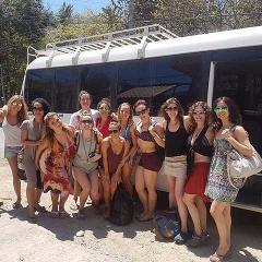 Santa Teresa to El Jobo - Shared Shuttle