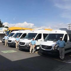 Tamarindo to Alajuela - Shared Shuttle