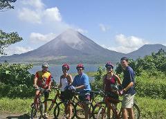 Adventure Connections: Mountain Bike + La Fortuna to Monteverde