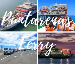 Monteverde to Puntarenas Ferry Deck