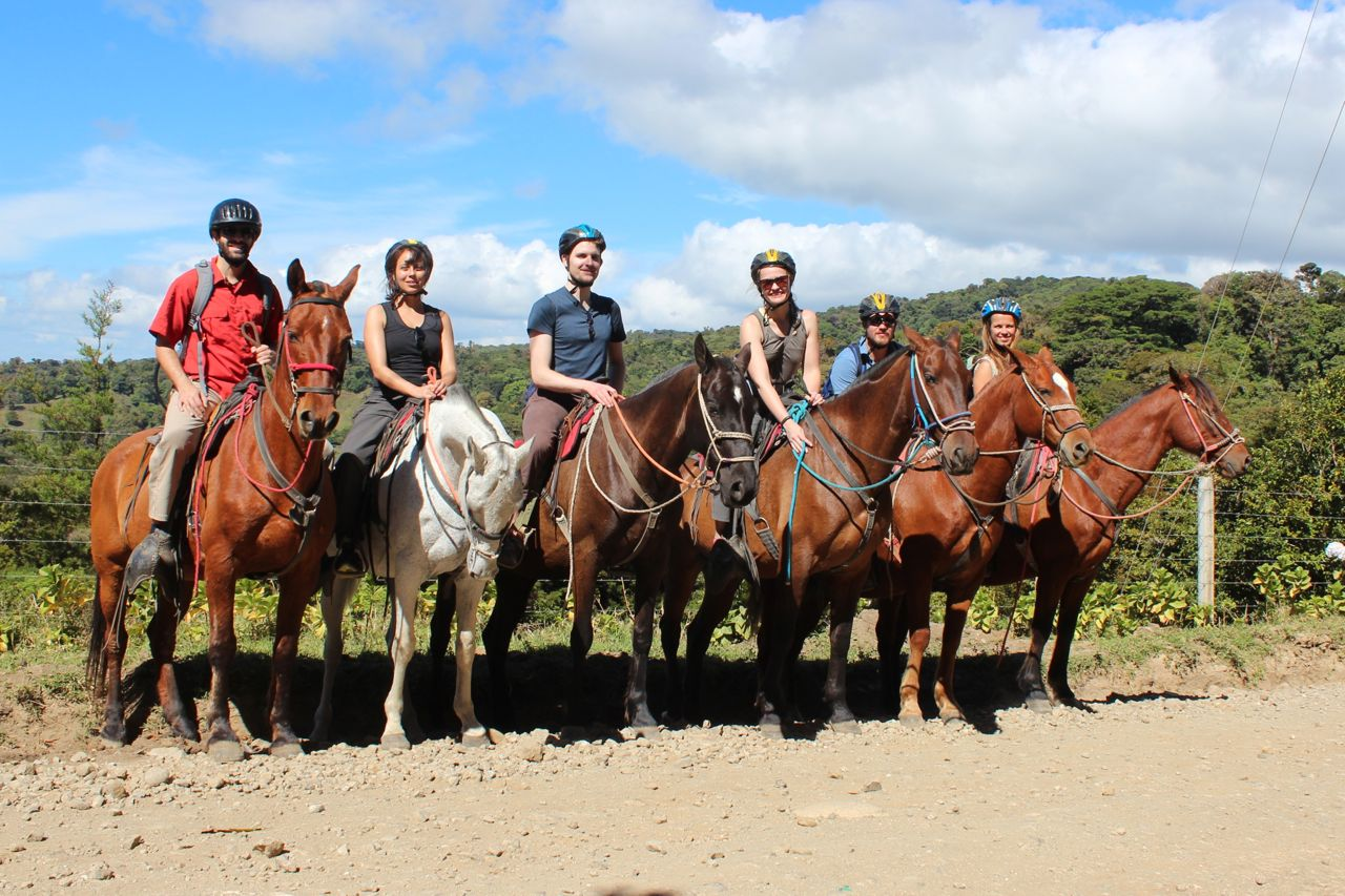 Horseback Riding All Day Cowboy Ride - Monteverde