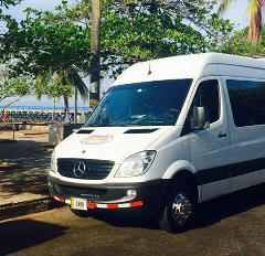 Jaco to Manuel Antonio - Shared Shuttle