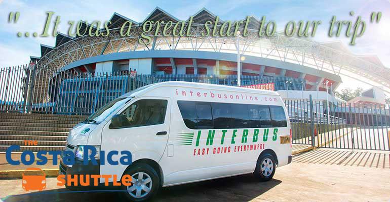 Nosara to Papagayo Peninsula – Private VIP Shuttle Service
