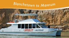 BLANCHETOWN to MANNUM Cruise
