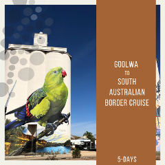 Goolwa - South Australian Border Cruise