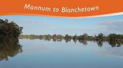 MANNUM to BLANCHETOWN Cruise