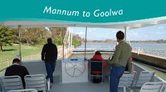 MANNUM to GOOLWA Cruise