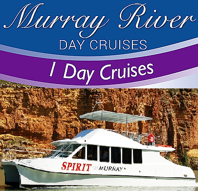 GIFT VOUCHER for 1 Day Murray River Cruises (Seniors)