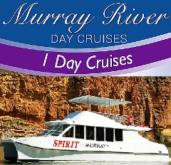 GIFT VOUCHER for 1 Day Murray River Cruises