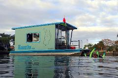 Semi-Private Houseboat Manatee Tour - The Manatee Confidential (3hr) - Crystal River