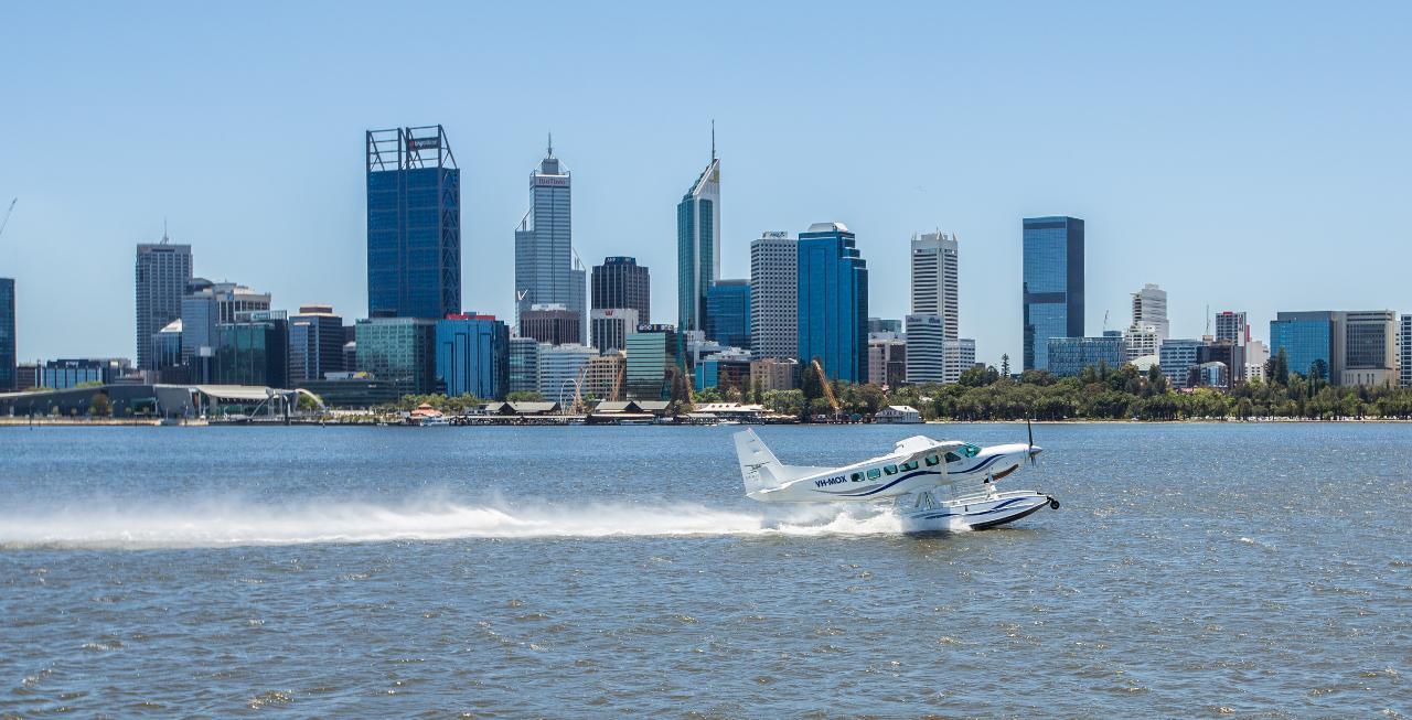 Swan River Seaplanes - Margaret River Wine Tour