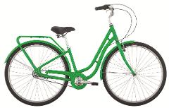 A Beautiful Green Cruiser