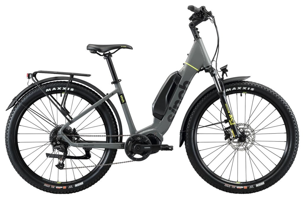 An Electric Bike Oh Yeah!