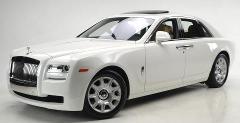 Rolls Royce Ghost - AUH - DXB
