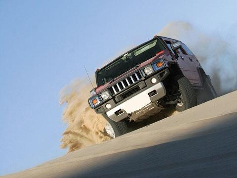 Hummer Safari Deal - 4 Pax (Private)