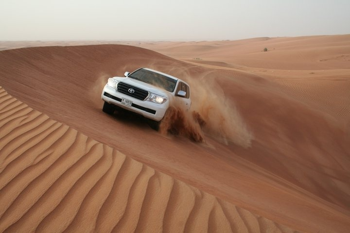 Desert Safari Deal - 6 Pax (Private)