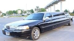 Lincoln 8 Pax Stretch Limo - AUH - DXB
