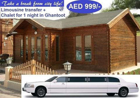Limo + Chalet Deal