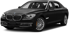 Luxury Plus Sedan - Chauffeur Drive