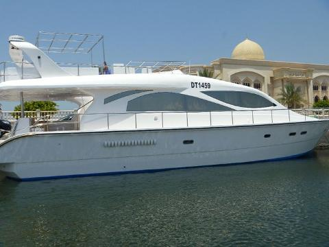 75 ft Yacht for 30 Pax