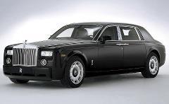 Rolls Royce Phantom - Chauffeur Drive