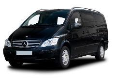 Mercedes Viano - Chauffeur Drive