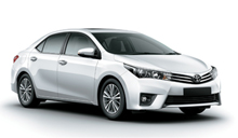 Compact Car Rental - Toyota Corolla or Similar