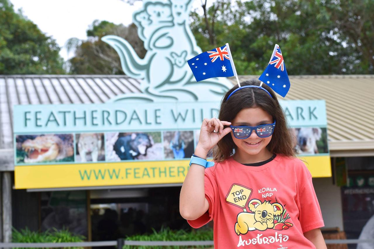 SOLD OUT - Australia Day - Wake Up with the Wildlife Breakfast event