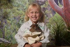 Zookeeper for a Day Program (ages 8-13)