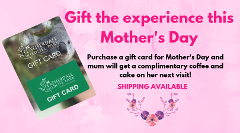 Mother's Day Gift Card $50.00