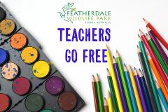 TEACHERS GO FREE General Admission Ticket