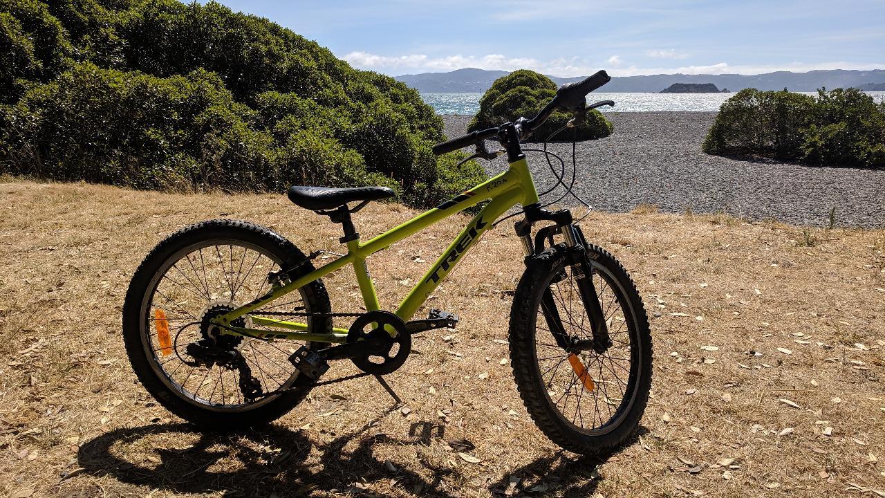 8 Hour Kids Bike Hire @ The Bike Shed - Pencarrow