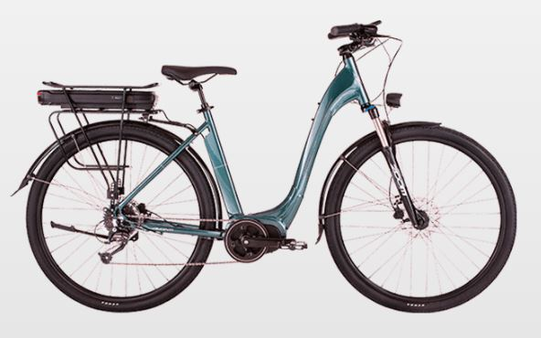 E-bikes 2 Hour Hire @ The Bike Shed - Pencarrow