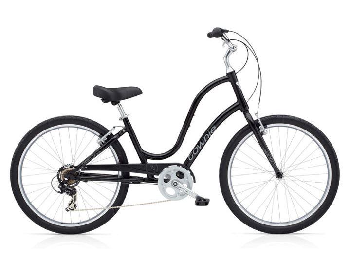 8 Hour Comfort Cruiser Bike Hire @ The Bike Shed - Pencarrow